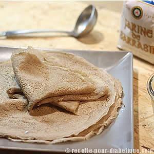 Pâte à Crêpes Au Sarrasin Galettes Au Blé Noir Recette Alimentation Crepe Sarrasin Pâte à Crêpes