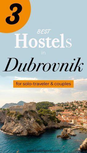 3 Best Hostels In Kings Landing Croatia Sea Views Inside The Dubrovnik Best Hostels In Europe Croatia Travel Beaches