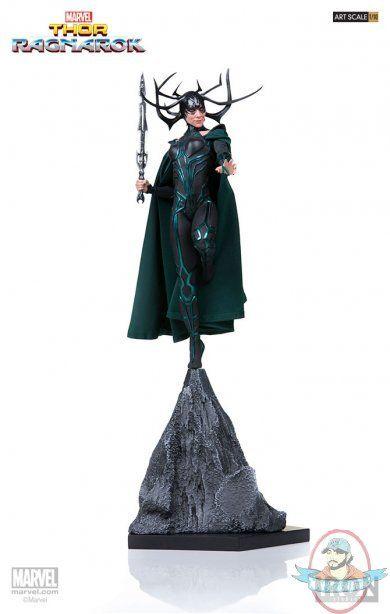 Valkyrie Iron Studios Statue Art scale 1//10 Thor Ragnarok