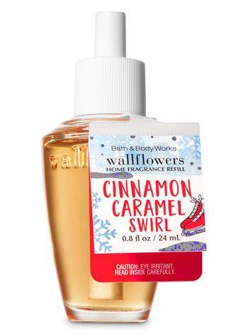 Cinnamon Caramel Swirl Wallflowers Fragrance Refill Bath And Body Works Bath And Body Bath And Body Works Body Works