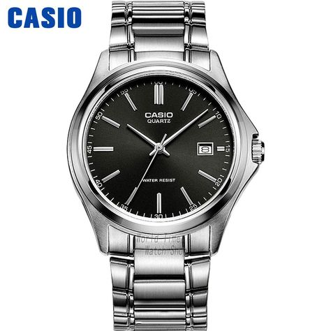 Buy Casio Business Class Watch at buywisemall.com! Free shipping to 185 countries. 45 days money back guarantee.