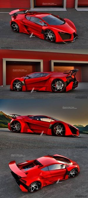 Concept Lamborghini Sinistro By Maher Thebian | MyCarzilla | Car News, Car  Review And Modification | Places To Visit | Pinterest | Lamborghini