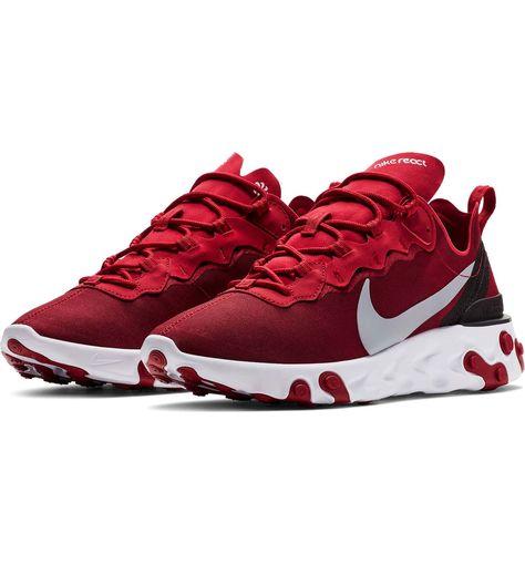 Nike React Element 55 Sneaker (Men