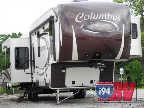 Forest River Palomino Columbus 340RK Fifth Wheel i94RV   Awesome RVs