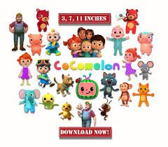 Cocomelon Characters Google Search 1st Birthday Party Themes 1st Birthday Parties 1st Birthday Decorations