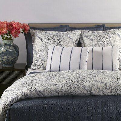 Ann Gish The Art Of Home Oporto Sham Size Euro Bed Linen Sets