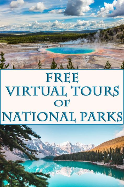 Free Virtual Park Tours That Will Blow Your Mind Virtual Travel, Virtual Tour, Virtual Reality, National Park Tours, National Parks, Travel Tours, Travel Destinations, Virtual Field Trips, Free Park