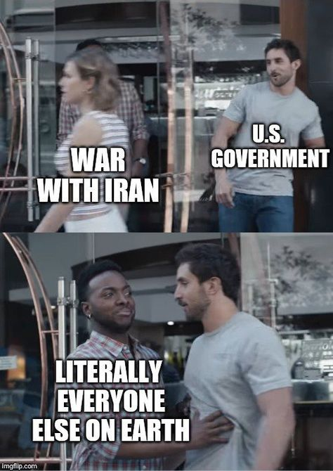 If they want to go to war..let them. We the people wont go with them enough fake wars so they can make money all who vote for war better be the first in line then their children.