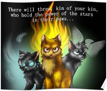 warrior cats prophecies