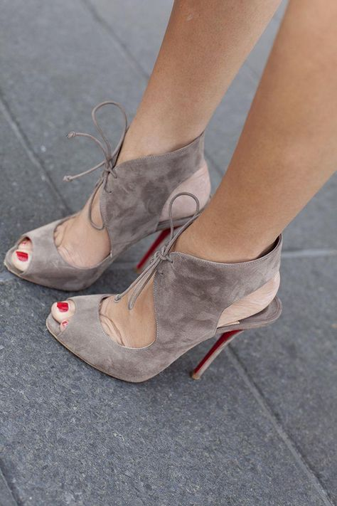 e58d5cc0524e7a taupe suede heels fo taupe suede heels for fall | Sweat Pants for ...