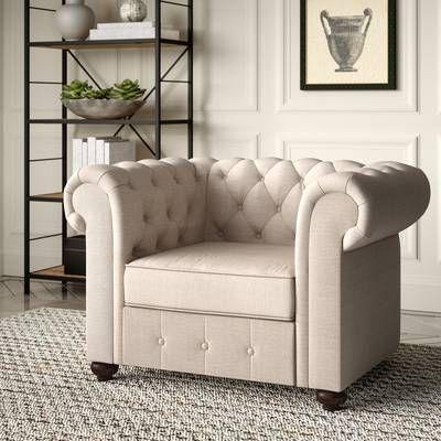 Wayfair Furniture Chesterfield Chair, One Way Furniture Reviews