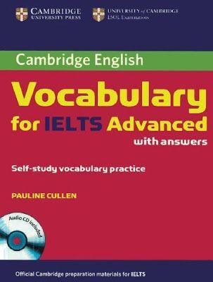 La Faculté Download For Free Cambridge Vocabulary For Ielts Advanced Pdf Audio Cambridge English Ielts Cambridge Ielts