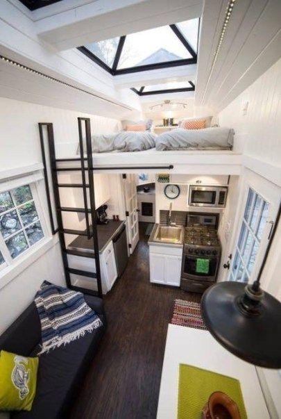 Cool Tiny House Design Ideas To Inspire You 39 Rumah Kontainer Desain Rumah Desain Interior