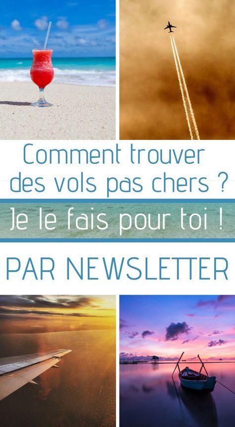 Un Bon Plan De Billet D Avion Pour Voyager En 2020 Par Ici Travel Destinations How To Plan Voyage