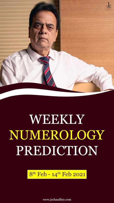 #Numerology #Predictions #ThisWeek #WeeklyForecast #WeeklyPredictions #Feb2021 #February2021 #Destiny #DailyPredictions #PsychicReading #spiritual #healing #career #investment #business #luckydate #luckydays
