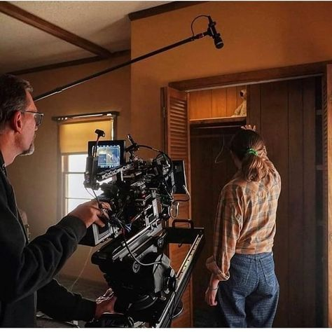 Stranger Things Behind the Scenes Season 3 with Millie Bobby Brown, Eleven, On the Set