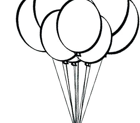 malvorlagen gratis ballon - tiffanylovesbooks