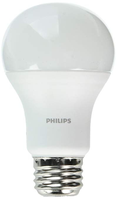 Philips 455717 100w Equivalent Daylight A19 Led Light Bulb 14w 5000k E26 Led Bulb Light Bulb Led Light Bulb