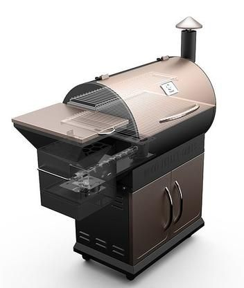 ZGrills Master 700D (With images) | Wood pellet grills