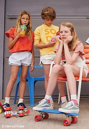 Stripe print shirt dress Ralph Lauren for girls | Melijoe.com