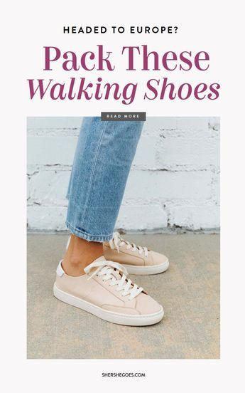 Best Shoes For Travel: Sneakers, Sandals, Flats And More