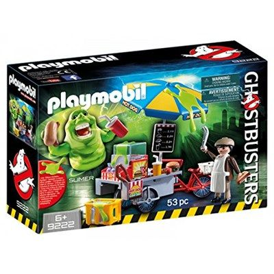 Playmobil 9348 Ghostbuster Raymond Stantz