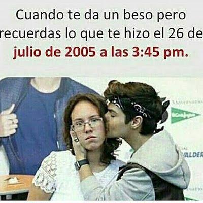 Meme Beso Romantico Humor De Hombres Memes Para Reir Humor En Espanol