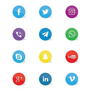 Iconos De Redes Sociales 2 Iconos De Redes Sociales Antecedentes Vimeo Png Y Vector Para Descargar Gratis Pngtree In 2021 Social Media Icons Vector Social Media Icons Social Icons