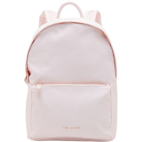 62b30a87e087 Ted Baker Kelda Small Backpack (1.710.285 IDR) ❤ liked on Polyvore featuring