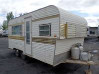 11 Best Gone campin' images | Campers, Airstream, Camper trailers