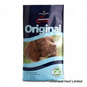 Chudleys Original Dog Food 15kg Like All Of The Chudleys Working Diets Chudleys Classic Is Formulated To Support Th Dog Food Recipes The Originals Working Dogs