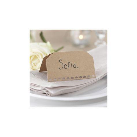 Segnaposto Matrimonio Galateo.Bellissimi Segnaposto Realizzati Con Carta Di Qualita In Perfetto
