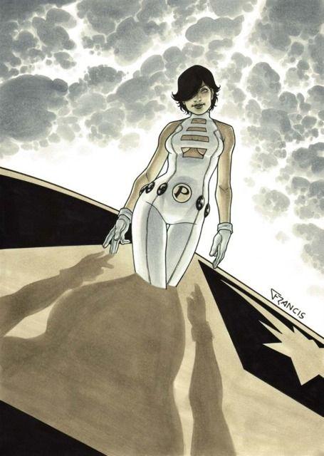 Phantom Girl (Character) - Comic Vine   That's How I Role(play