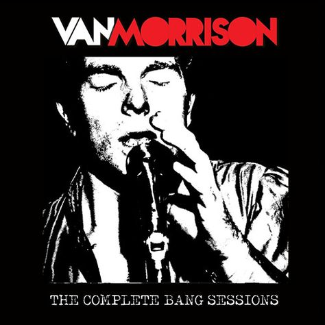 Van Morrison - The Complete Bang Sessions on Numbered Limited Edition Colored 180g 2LP