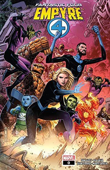 Empyre 2020 0 Fantastic Four In 2020 Fantastic Four Fantastic Four Comics Marvel Comics