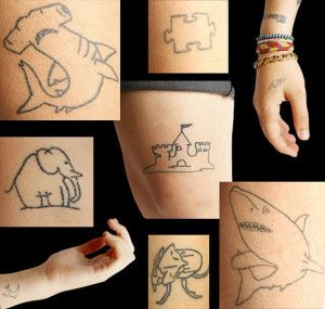Purchase A Stick And Poke Tattoo Kit On This Product Page Tattoo