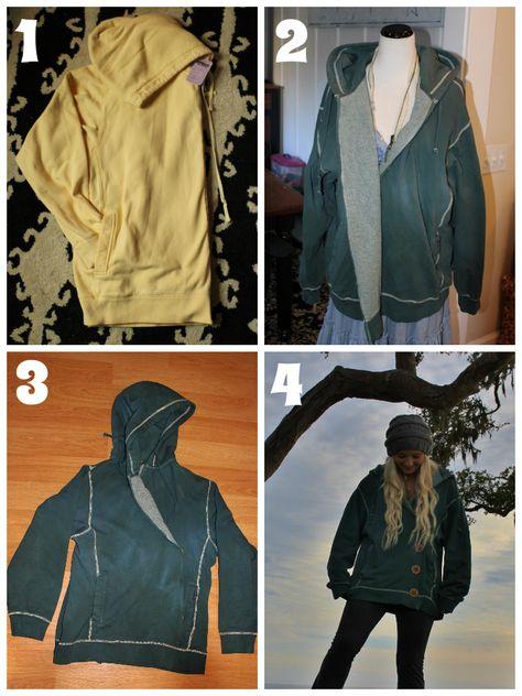 Fotor1118175823 DIY Sweatshirt make-over Thrifttown