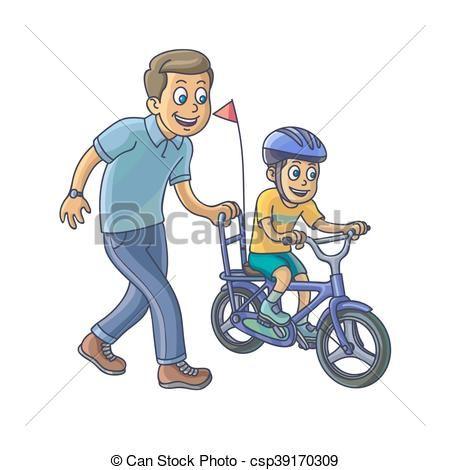 Imagen Relacionada Bicycle Illustration Cartoon Clip Art Riding A Bicycle