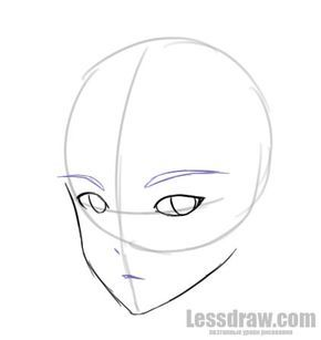 How To Draw Anime Boy Step By Step For Beginners Drawing Anime Bodies Anime Drawings Anime Drawings Sketches