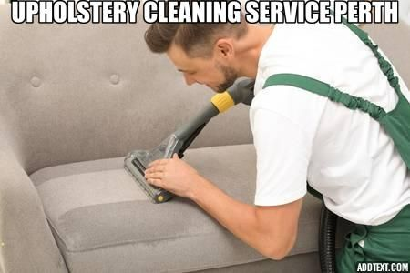 Upholstery Cleaning Service Perth