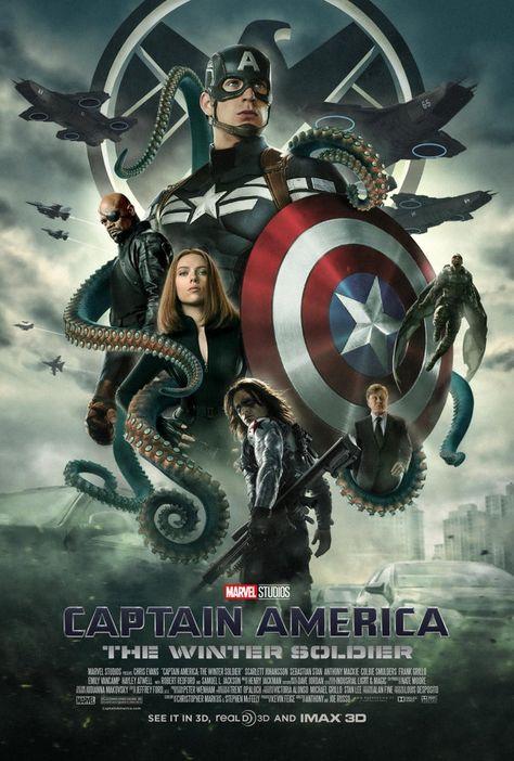 Captain America: The Winter Soldier (2014) [1500 x 2222]