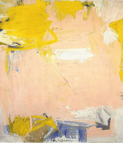 Willem de Kooning - Untitled, 1961 by Jan Lombardi, via Flickr