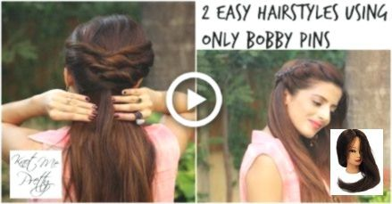 Facilities Of Easy Hairstyles Indian Easy Indian Les