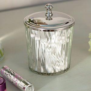 Gl Storage Jars Bathroom Techieblogie Info