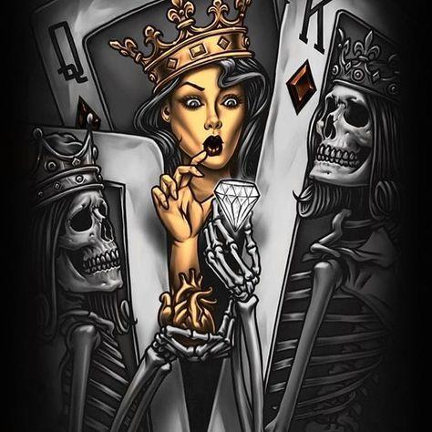 Beautiful poker art 😍 📸 @ogabel  Follow @starpokerplayers for more 🤗