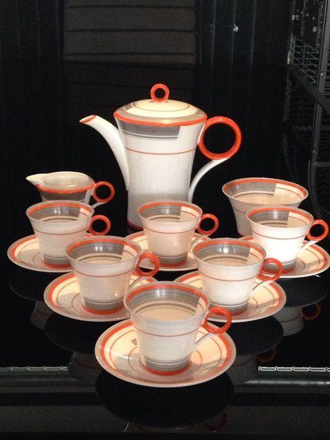 Unboxed British 1920-1939 (Art Deco) Porcelain & China | eBay