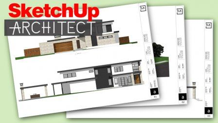 Sketchup Architect Pro Tips For Layout To Autocad And More
