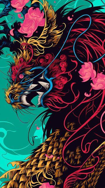 خلفيات ايفون عالية الجودة Hd مستوحاة من خلفيات ايباد برو 2020 الجديد Ipadpro 2020 W Graffiti Wallpaper Iphone Dragon Wallpaper Iphone Japanese Wallpaper Iphone
