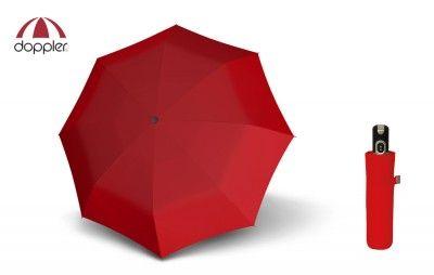 be422ae61 Dáždnik Doppler Magic Carbonsteel – plne automatický - dámsky červený