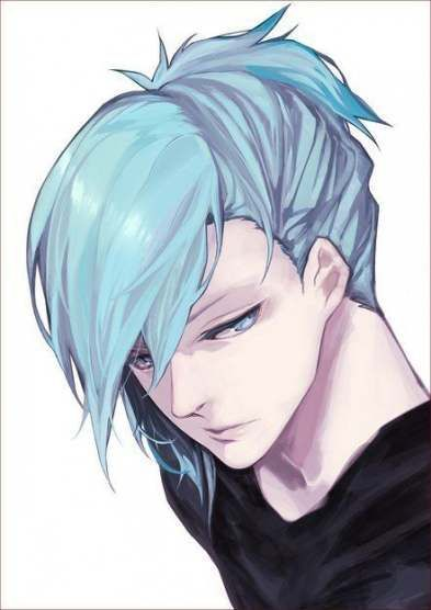64 Ideas Hair Blue Anime Eyes Blue Anime Black Hair Blue Eyes Anime Eyes